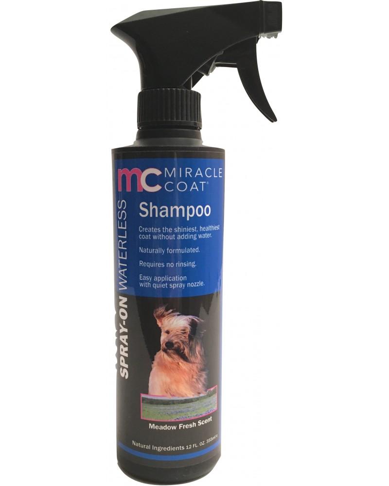 Spray nettoyant sans rinçage - chien