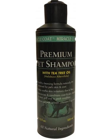 Shampooing avec Huile Essentielle d'Arbre à Thé - chien et chat