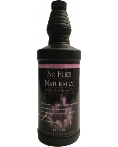 Anti-mouche insecte naturel No Flies