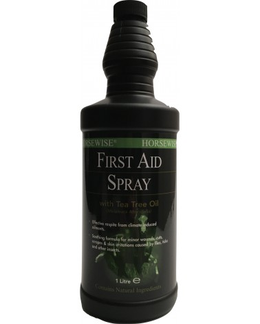 Désinfectant Cheval - First Aid Spray
