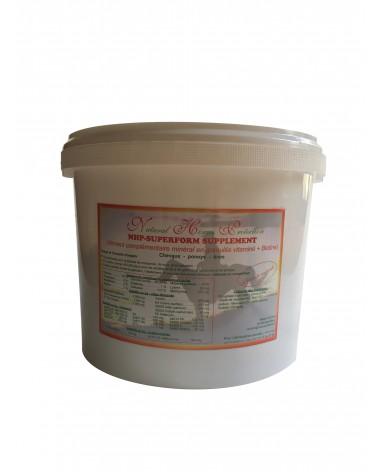 Complément Alimentaire Cheval - Force et Vigueur - NHP Superform Supplement