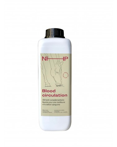 Soin Cheval Engorgement - NHP Blood Circulation