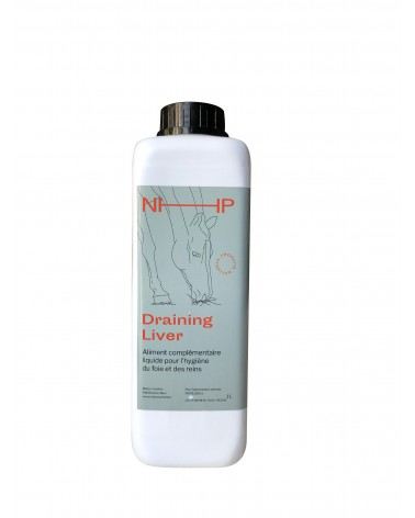 Drainage Hépatique Cheval - NHP Draining Liver