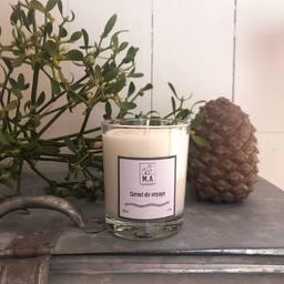 Nouveau • découvrez (bientôt) notre gamme de bougies pour le cavalier 🍃🌸 • cire 100% végétale